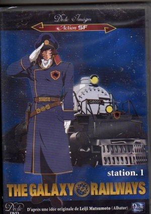 The Galaxy Railways - Saison 1 édition Simple