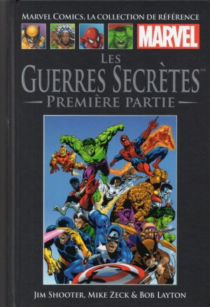 Marvel Comics, la Collection de Référence 7