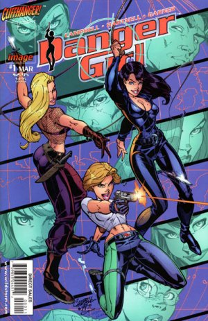 Danger Girl # 1 Issues V1 (1998)
