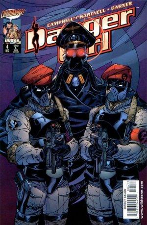Danger Girl # 4 Issues V1 (1998)