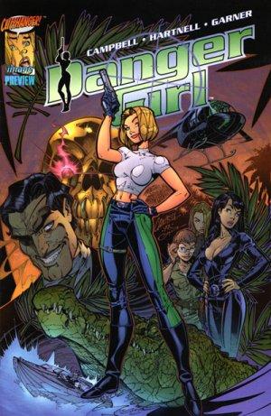 Danger Girl # 0 Issues V1 (1998)