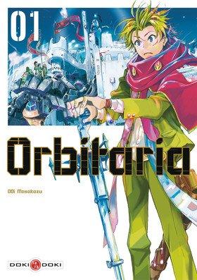 Orbitaria #1