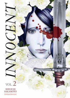 couverture, jaquette Innocent 2  (Delcourt Manga)