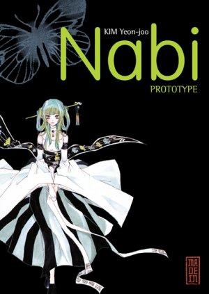 couverture, jaquette Nabi Prototype   (kana)