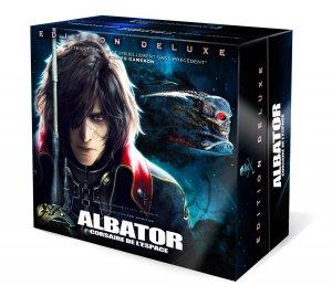 Albator, Corsaire de l'Espace édition Deluxe