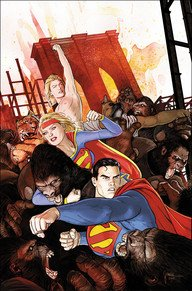 Convergence - Adventures of Superman # 2 Issues