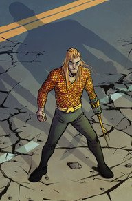 Convergence - Aquaman édition Issues
