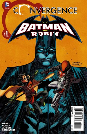 Convergence - Batman and Robin édition Issues