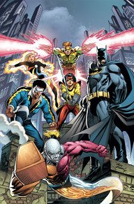 Convergence - Batman and The Outsiders édition Issues