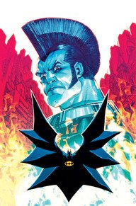 Convergence - Batman and The Outsiders # 2 Issues