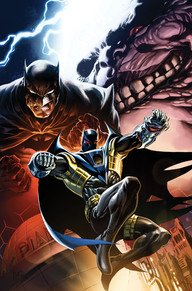 Convergence - Batman - Shadow of The Bat édition Issues