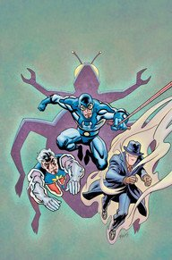 Convergence - Blue Beetle édition Issues