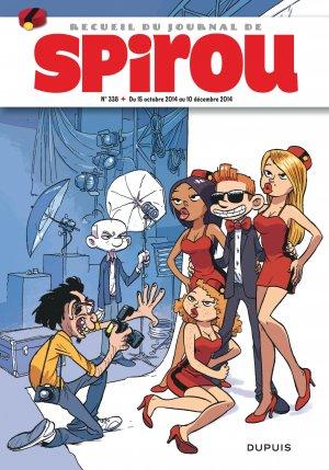 Le journal de Spirou # 338 Recueil