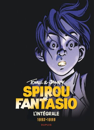 Les aventures de Spirou et Fantasio # 16