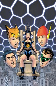 Convergence - Crime Syndicate édition Issues