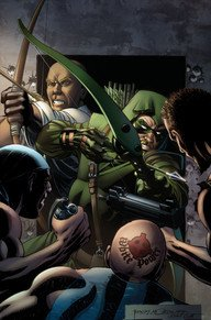 Convergence - Green Arrow édition Issues