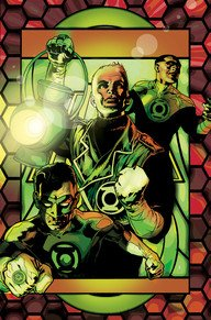 Convergence - Green Lantern Corps édition Issues