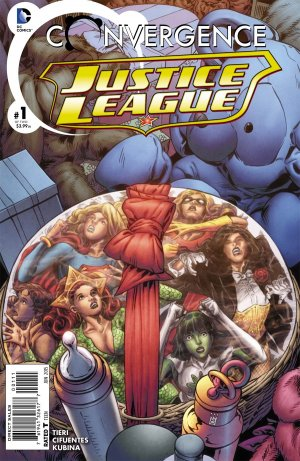 Convergence - Justice League édition Issues