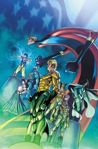 Convergence - Justice League of America # 1 Issues