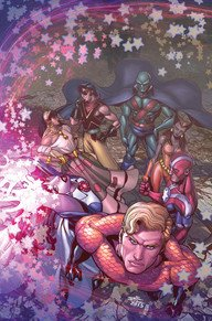 Convergence - Justice League of America # 2 Issues