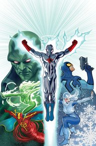 Convergence - Justice League International édition Issues