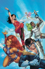 Convergence - New Teen Titans # 1 Issues