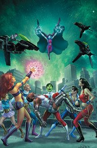 Convergence - New Teen Titans # 2 Issues