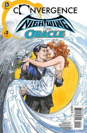Convergence - Nightwing/Oracle 2 - 2 - cover #1