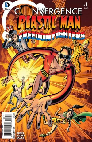 Convergence - Plastic Man and The Freedom Fighters édition Issues