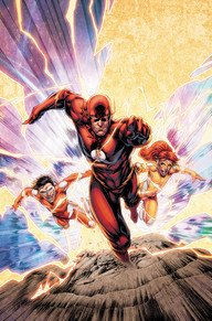 Convergence - Speed Force édition Issues