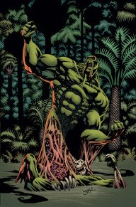 Convergence - Swamp Thing # 1 Issues
