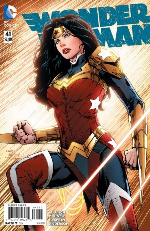Wonder Woman # 41 Issues V4 - New 52 (2011 - 2016)