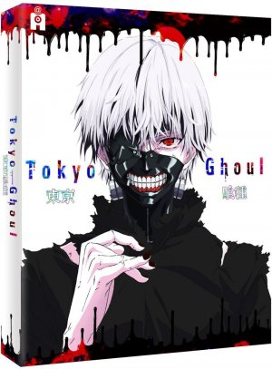 Tokyo Ghoul édition Intégrale - Blu Ray