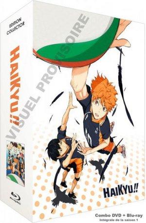 Haikyû !! édition Combo Collector DVD + Blu Ray
