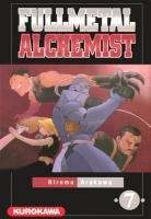Fullmetal Alchemist # 7