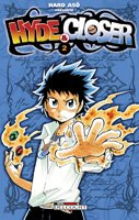 couverture, jaquette Hyde and Closer 2  (Delcourt Manga)
