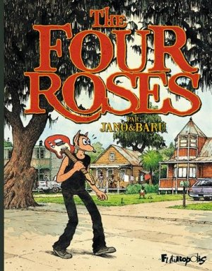 The four roses édition simple
