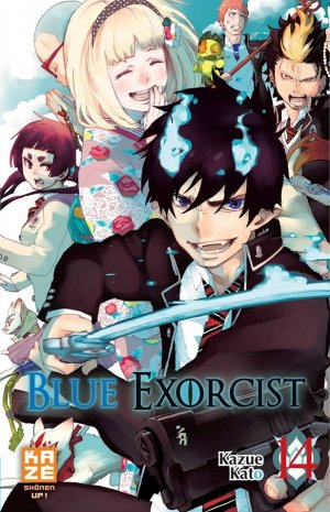 Blue Exorcist T.14