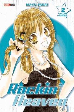 Rockin Heaven édition Volumes doubles
