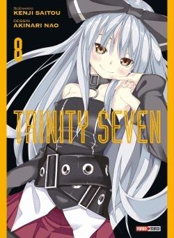 Trinity Seven # 8