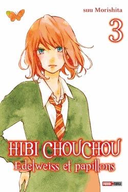 couverture, jaquette Hibi Chouchou - Edelweiss et Papillons 3  (Panini manga)