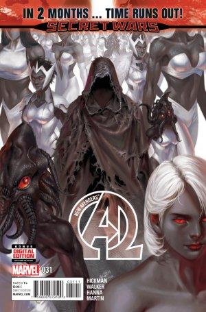 New Avengers # 31 Issues V3 (2012 - 2015)