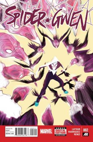Spider-Gwen # 2 Issues V1 (2015 - 2016)