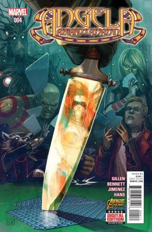 Angela - Asgard's Assassin # 4 Issues (2014 - 2015)