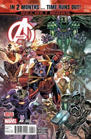 Avengers # 42 Issues V5 (2012 - 2015)