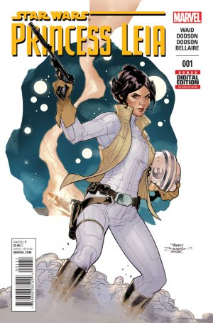 Star Wars - Princesse Leia # 1 Issues (2015)