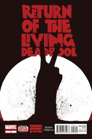 Deadpool - La Collection qui Tue ! # 2 Issues (2015)