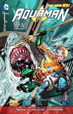 Aquaman 5 - Sea of Storm