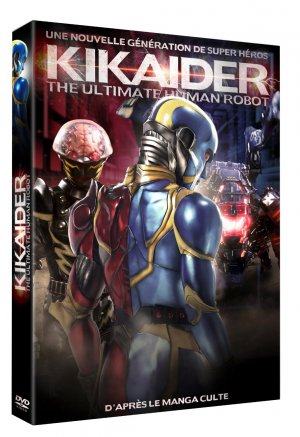 Kikaider the Ultimate Human Robot édition Simple