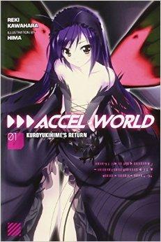 Accel World édition Simple